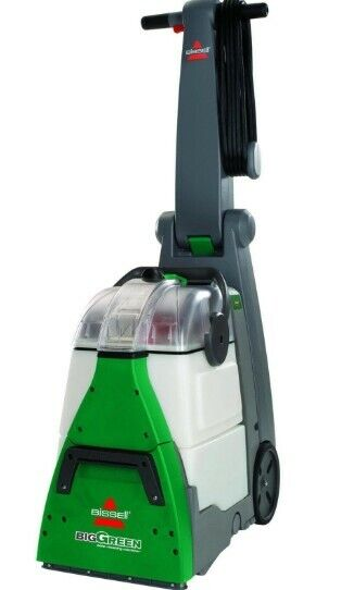 BISSELL Big Green Clean Machine Carpet Cleaner Green 86T3