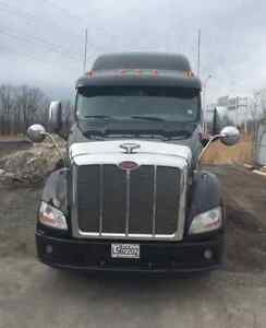 2012 Peterbuilt 587 (BANK REPO)Financing Available West Island Greater Montréal image 3