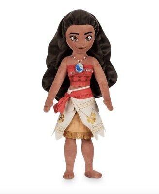 New Authentic Disney Store Moana 20  Plush Doll Nwt