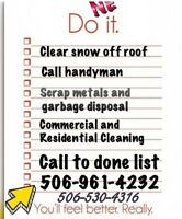 Let us Help You Spring Clean Affordably
