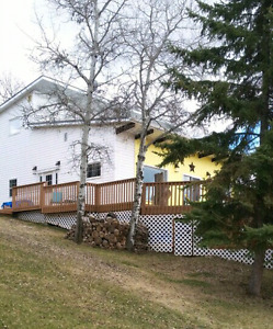 2 Storey Open Concept Home with Lake Views
