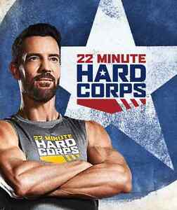 """Get """"Boot Camp Fit"""" 22 Minute Hard Corps - Currently ON SALE!! Peterborough Peterborough Area image 1"""