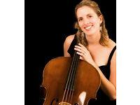 Experienced, friendly cello teacher with Masters available at Churchill College