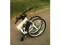 Folding bike £133 ono 9/10 conditions