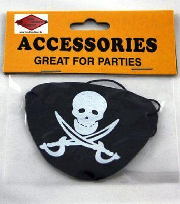 Augenklappe für kleine und große Piraten, Karneval,  Kindergeburtstag, Party
