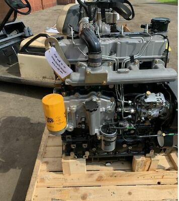 Brand New Jcb 448 Engine 80 Hp For Jcb Js175w Js200w Vm137d 448 Js175 Js180