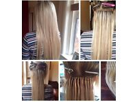 Mobile hair extensions by LOCKSGALORE