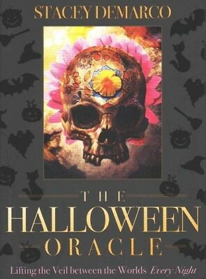 Halloween Oracle : Lifitng the Veil Between the Worlds Every Night, Cards by ...](The Halloween Oracle)