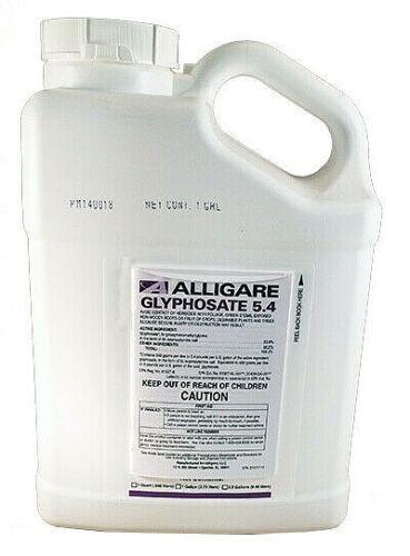 Glyphosate 5.4 - 53.8% Aquatic Glyphosate (No surfactant) - 1 Gallon
