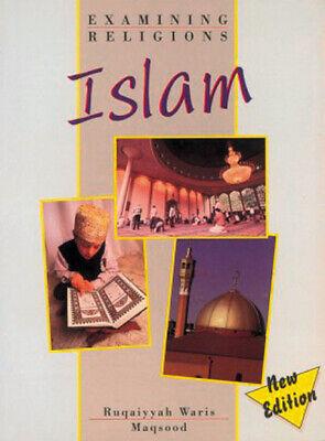 Examining religions: Islam by Ruqaiyyah Waris Maqsood (Paperback) Amazing Value