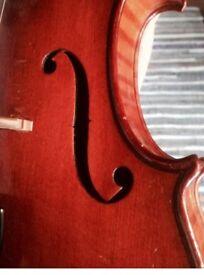 German 1290s Violin - Excellent condition