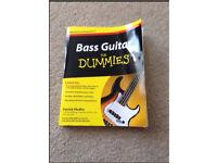 Bass Guitar Basics for Dummies by Patrick Pfeiffer (Paperback, 2010)