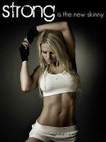 Burn Body Fat, Lose Weight and Trim, Tone & Tighten Your Body