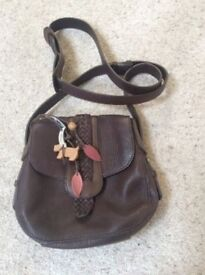 Brown Radley handbag