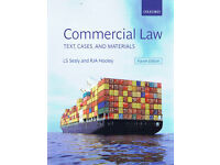 Commercial law text cases and materials - GREAT CONDITION