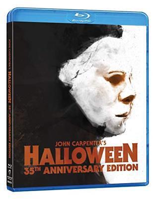 NEW John Carpenter's Halloween 35th Anniversary Edition (Blu-ray, - Halloween 35th Anniversary Edition