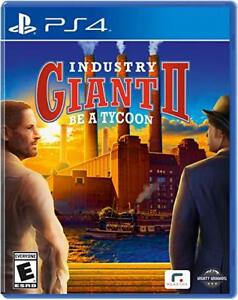 Industry Giant II Be a Tycoon Play Station 4 — Métro Angrignon