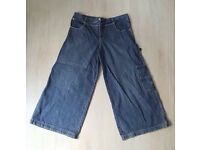 Flared Jeans (42in waist)