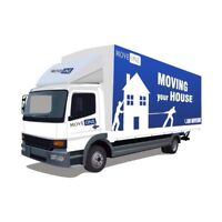 LAST MINUTE MOVERS - (437) 346-1210 **¥**************
