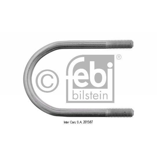 Halter, Stabilisatorlagerung FEBI 07198