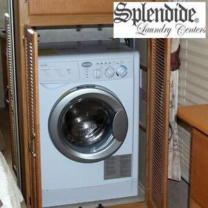 NEW* SPLENDIDE WASHER DRYER COMBO - 115179818 - WHITE VENTED WASHERS DRYERS LAUNDRY ROOM APPLIANCES PARTS ACCESSORIES...