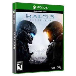 Halo 5 like new