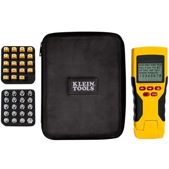 Klein Tool VDV Scout Pro 2 LT Cable and Data Tester and Remote Kit