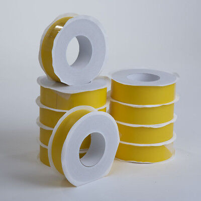 2x Profi Klebeband gelb für Dampfsperrfolie Dampfbremsfolie Dampfsperre