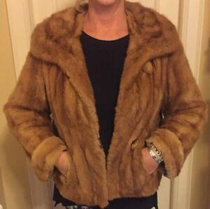 Short Fox Jacket