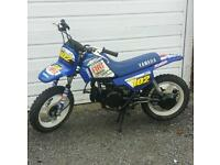 yamaha pw 50 2007 kids motorcross motorbike crosser peewee lt quad mini moto moped cr ktm pit bike