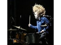 Drummer who can really wail wanted for garage/psych rock band