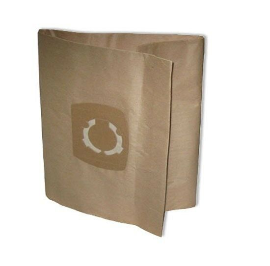 10 vacuum cleaner bags for Würth Master ISS 35 - Special paper 645)