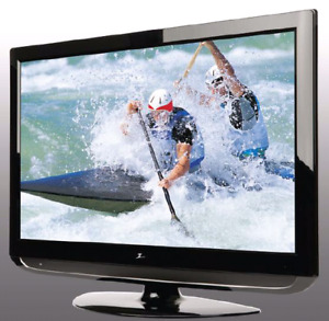 """40"""" LCD HDTV with remote, 2 HDMI ports, etc. (Free Delivery)"""