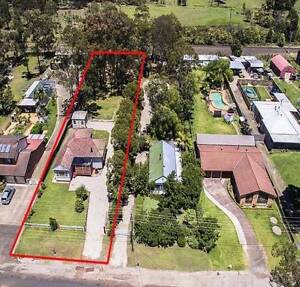 Norwest 1720 sqm land & home close to POLO and rural living Vineyard Hawkesbury Area Preview