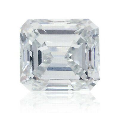 0.17 Carat Fancy Light Gray Blue Diamond GIA Certified Natural Color Emerald ](Light Blue Diamond)