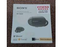 Sony WF-1000X bluetooth earphones