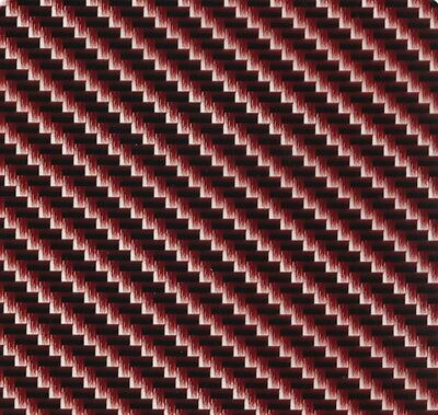 Hydrographics Film Giga Red Carbon Fiber 20 X 6.5