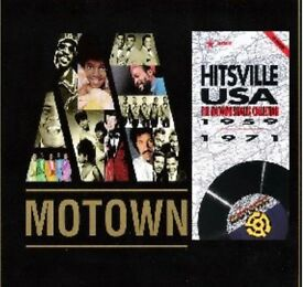 Motown singles collection on MP3 disc