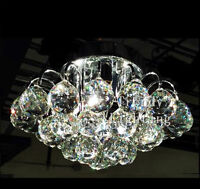 Brand new in box crystal modern contemporary chandelier