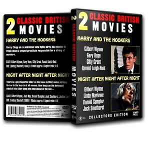 NIGHT-AFTER-NIGHT-AFTER-NIGHT-Gilbert-Wynne-2xMovie-DVD-1969-Uncut-90mins