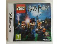 Lego Harry Potter years 1-4 DS game