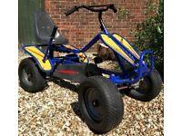 Kids / Adults Dino X-Quad Full Size Pedal Quad Bike *Well Used - Great Fun*