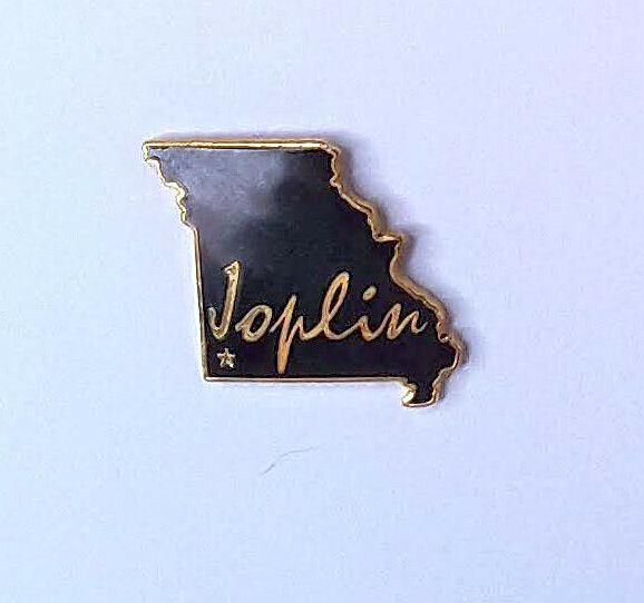 Joplin Missouri Pin/Tie Tack - Small