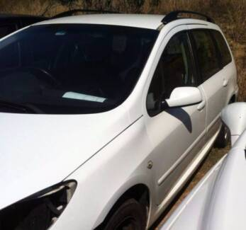 PEUGEOT 307 WAGON 1.6 DIESEL 2005 ALL PARTS DELIVER FREE AUS WIDE