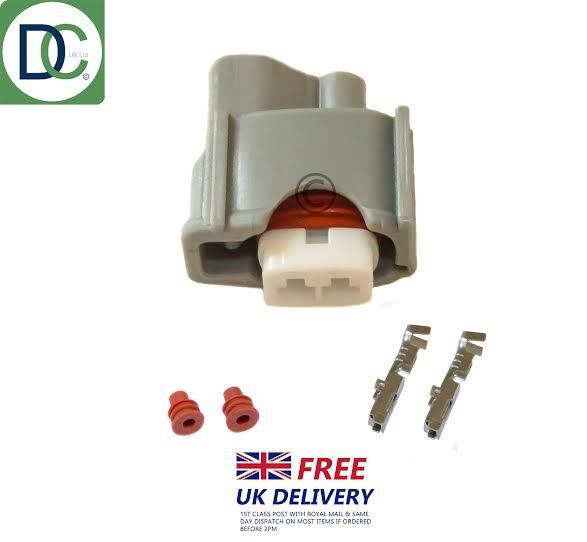 1 x Injector Connector Plug for Denso Injectors in Lexus GS 450h