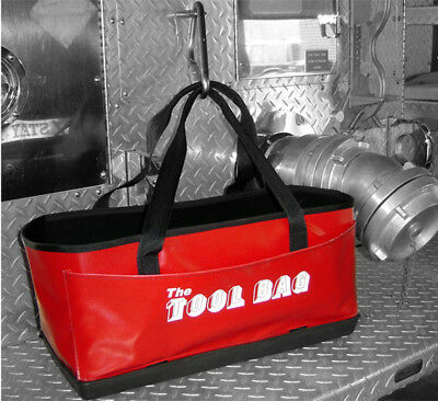 The Firefighter Tool Bag - Holds Hydrant Wrench Etc.