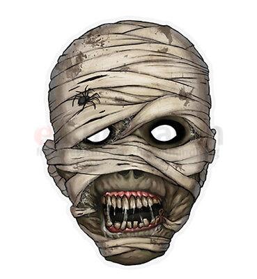 m Halloween Maske Mumie Party Kostümparty Party (Mumie Maske Kostüm)