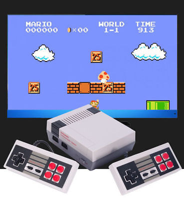 Nintendo Nes Classic Edition Hdmi Console Built In 500 Games Entertainment Gift