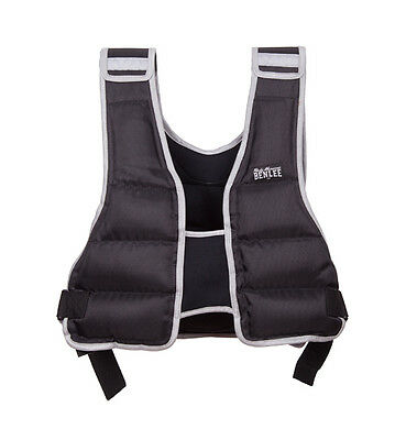 """Gewichtsweste Modell """"Boxford"""" - Benlee. 9kg. Fitness. Boxen. weight vest."""