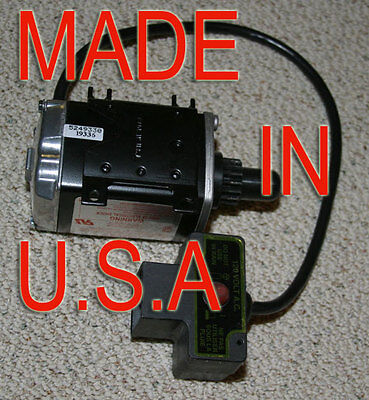 524-933-0 New Take off Replace TECUMSEH ELECTRIC STARTER 37000 33329D 33329 ABC